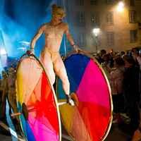 Festival - Compagnie OFF Procession 1